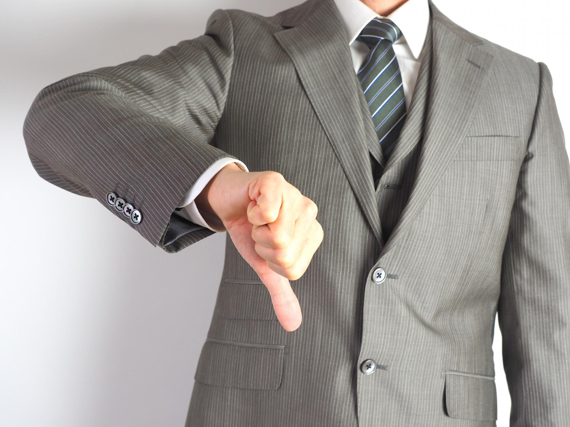 新人から「ダメな先輩」と思われる人の3大特徴