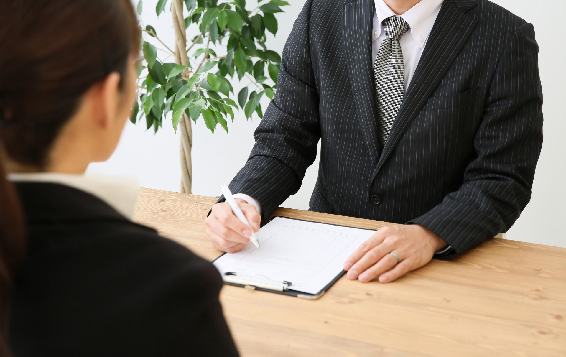アルバイトの面接で合格率を上げるには?
